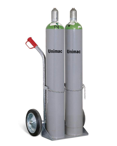 Gas Cylinder Trolley Duo